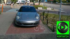 Parkowanie po amerykańsku