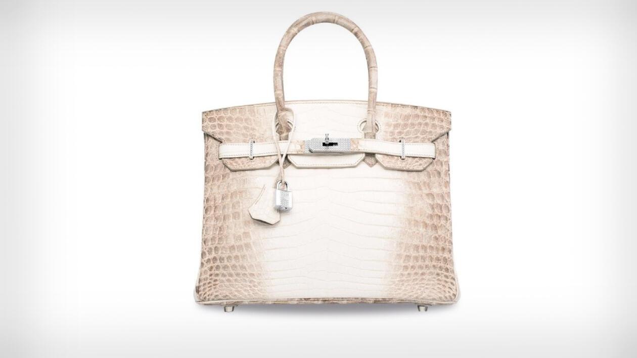 906583f699 Oto najdroższa torebka na świecie. Jest warta ponad 300 tys. dolarów