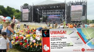 Warszawa świętowała Wianki