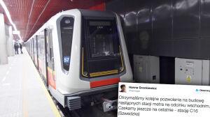 Kolejne pozwolenia na budowę stacji II linii metra