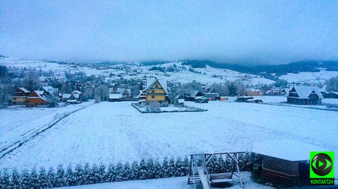 Zagrożenie lawinowe w Tatrach. Pierwszy raz w tym sezonie