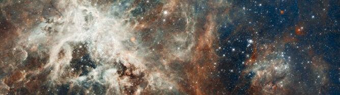 """""""Granice Kosmosu przebiegają w nas samych"""""""