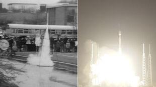 Mija 90 lat od startu rakiety Goddarda. Tak Amerykanie zaczęli podbój Kosmosu