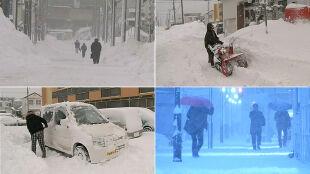 Wyjątkowo sroga zima w Azji zabiła już kilkadziesiąt osób