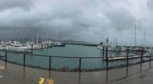 Cyklon Debbie niebawem uderzy w Australię