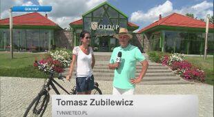 Justyna Szostek o aktywnym wypoczynku w Gołdapi